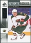 2011/12 Upper Deck SP Game Used #147 Carson McMillan /699