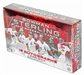 2014 Bowman Sterling Baseball Hobby 8-Box Case