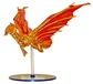 Dungeons & Dragons Miniatures Icons of the Realms: Tyranny of Dragons - Brass Dragon Figure (WizKids)