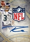 2014 Topps Five Star Football Hobby 4-Box Case