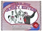 2014 Historic Autograph Hall of Fame Jersey Edition Hobby Box