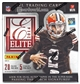 2014 Panini Elite Football Hobby Box