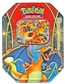 2014 Pokemon EX Power Trio Fall Tin - Charizard-EX