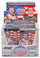 2014 Press Pass Wheels American Thunder Racing Hobby 10-Box Case