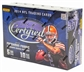 2014 Panini Certified Football Hobby 8-Box Case