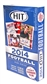 2014 Sage Hit High Series Football Hobby 16-Box Case