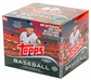2014 Topps Update Baseball Jumbo 6-Box Case