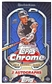 2014 Topps Chrome Baseball Hobby Box