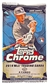 2014 Topps Chrome Baseball Hobby Pack
