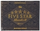 2014 Topps Five Star Baseball Hobby Box