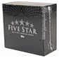 2013 Topps Five Star Football Hobby 3-Box Case