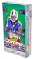 2014 Topps Chrome Mini Football Hobby 12-Box Case