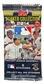 2014 Topps Baseball Hobby Sticker Pack
