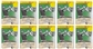 2014 Upper Deck SP Golf 8-Pack Box (Lot of 10)