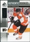 2011/12 Upper Deck SP Game Used #152 Harry Zolnierczyk RC /699