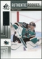 2011/12 Upper Deck SP Game Used #166 Harri Sateri /699