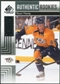 2011/12 Upper Deck SP Game Used #172 Ryan Thang RC /699