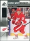 2011/12 Upper Deck SP Game Used #175 Gustav Nyquist RC /699