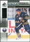 2011/12 Upper Deck SP Game Used #176 Corey Tropp RC /699