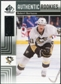 2011/12 Upper Deck SP Game Used #178 Robert Bortuzzo RC /699