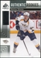 2011/12 Upper Deck SP Game Used #180 Mattias Ekholm RC /699