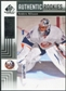 2011/12 Upper Deck SP Game Used #184 Anders Nilsson /699