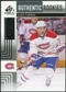 2011/12 Upper Deck SP Game Used #189 Louis Leblanc RC /699