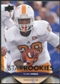 2012 Upper Deck #207 Tauren Poole RC