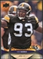 2012 Upper Deck #217 Mike Daniels RC