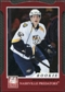 2011/12 Panini Elite Aspirations #254 Mattias Ekholm RC /99