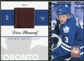 2011/12 Panini Elite Materials Patches #15 Dion Phaneuf /15