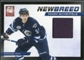 2011/12 Panini Elite New Breed Materials #14 Mark Scheifele