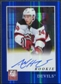 2011/12 Panini Elite Rookie Autographs #219 Adam Henrique RC Autograph