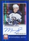 2011/12 Panini Elite Rookie Autographs #277 Mark Scheifele RC SP Autograph