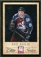 2011/12 Panini Elite Series Joe Sakic #4 Joe Sakic