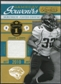 2011 Panini Timeless Treasures Game Day Souvenirs 1st Quarter #16 Maurice Jones-Drew /125