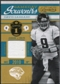 2011 Timeless Treasures Game Day Souvenirs 1st Quarter #17 David Garrard /185