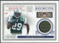 2011 Panini Timeless Treasures Rookie Recruits Materials #36 Bilal Powell /250