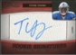 2011 Panini Timeless Treasures #216 Titus Young RC Autograph /265