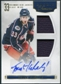 2011/12 Panini Rookie Anthology #153 Tomas Kubalik RC Jersey Autograph 441/499