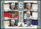 2011/12 Panini Pinnacle Starting Six Threads #39 Adam Henrique/Matt Read/Colin Greening/David Savard/Jake Gard
