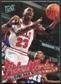 1996/97 Fleer Ultra Platinum Medallion #P16 Michael Jordan
