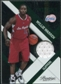 2010/11 Panini Prestige Prestigious Picks Materials Green #33 Willie Warren /499