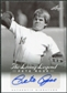 2012 Leaf Pete Rose The Living Legend Autographs #AU43 Pete Rose Autograph