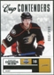 2011/12 Panini Contenders #101 Corey Perry CC /999