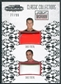 2012 Press Pass Showcase Classic Collections Memorabilia #CCMEGR Jamie McMurray Juan Pablo Montoya 77/99
