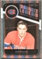 2011/12 Upper Deck O-Pee-Chee Rainbow #520 Jean Beliveau Legends