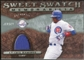 2009 Upper Deck Sweet Spot Swatches #AR Aramis Ramirez