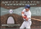 2009 Upper Deck Sweet Spot Swatches #CY Carl Yastrzemski