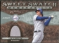 2009 Upper Deck Sweet Spot Swatches #IK Ian Kinsler